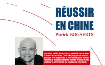 Reussir en Chine Patrick Bogaerts GPS Monacc
